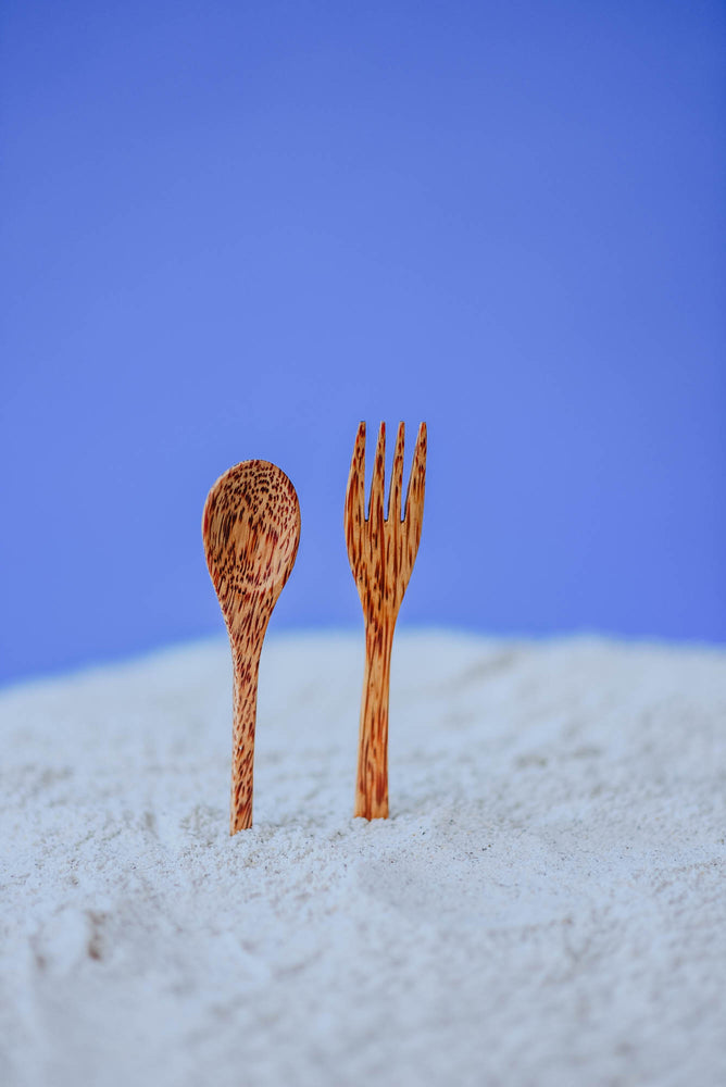 Coconut Palm Utensils