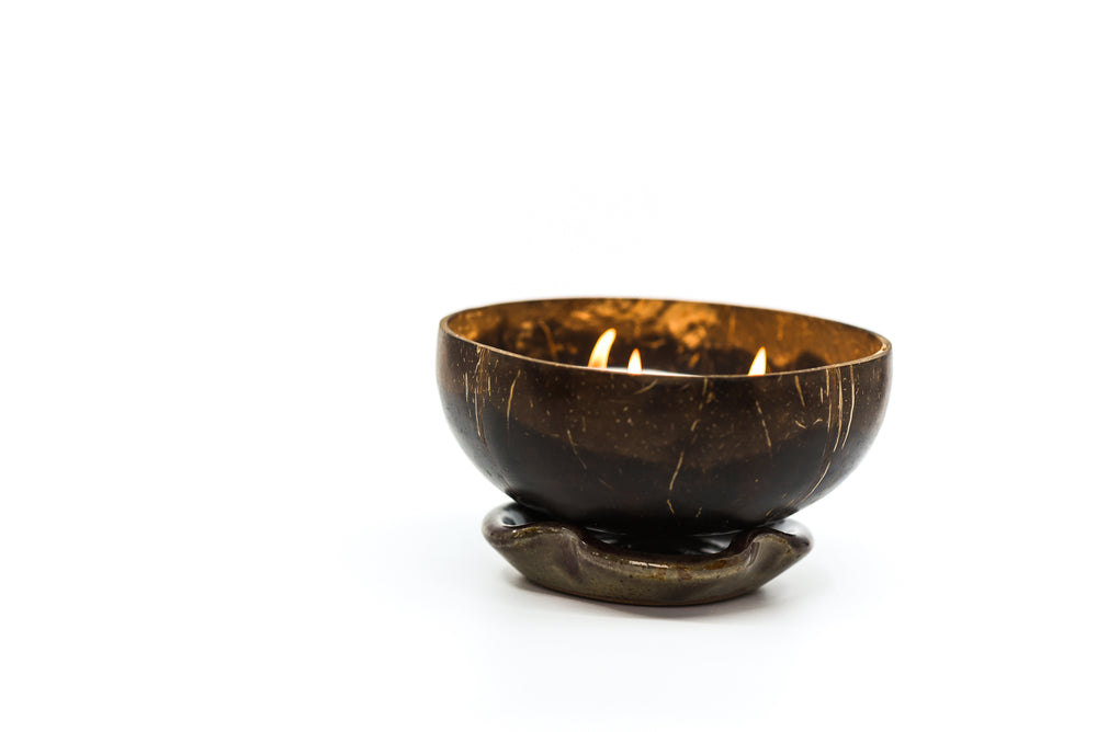 candle bowl plate