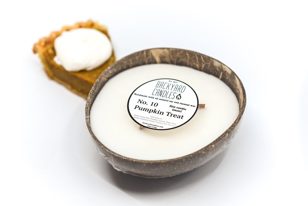 Coconut Bowl Candle