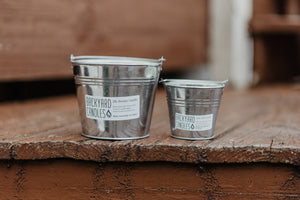 12oz Outdoor Pail Candle