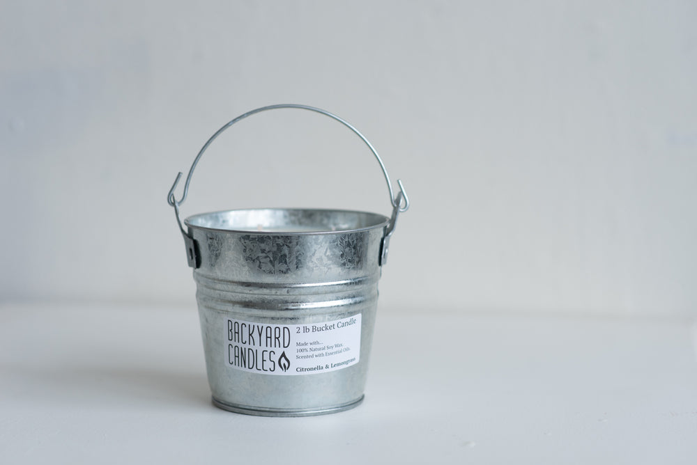 Load image into Gallery viewer, 2 pound backyard candle