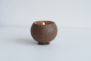 coconut cup soy wax candle