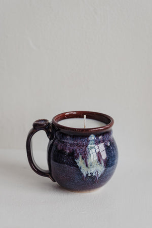 Load image into Gallery viewer, ceramic mug soy candle