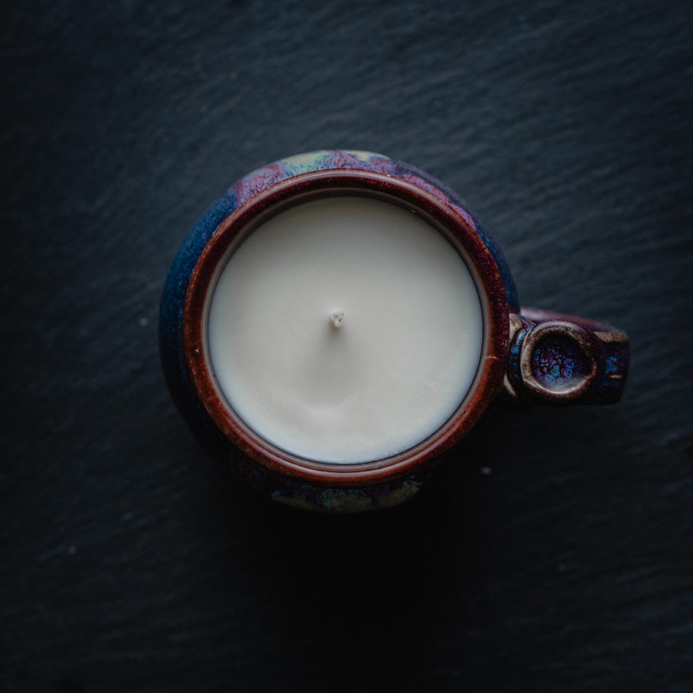 Load image into Gallery viewer, mug candle
