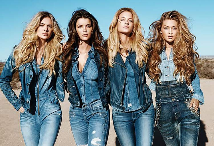 Five Weird Ways to Do Denim Right