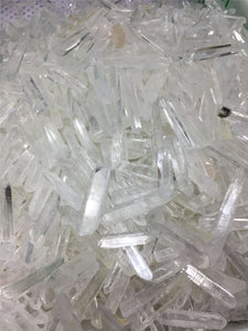 Natural Clear Quartz Pointer Crystals