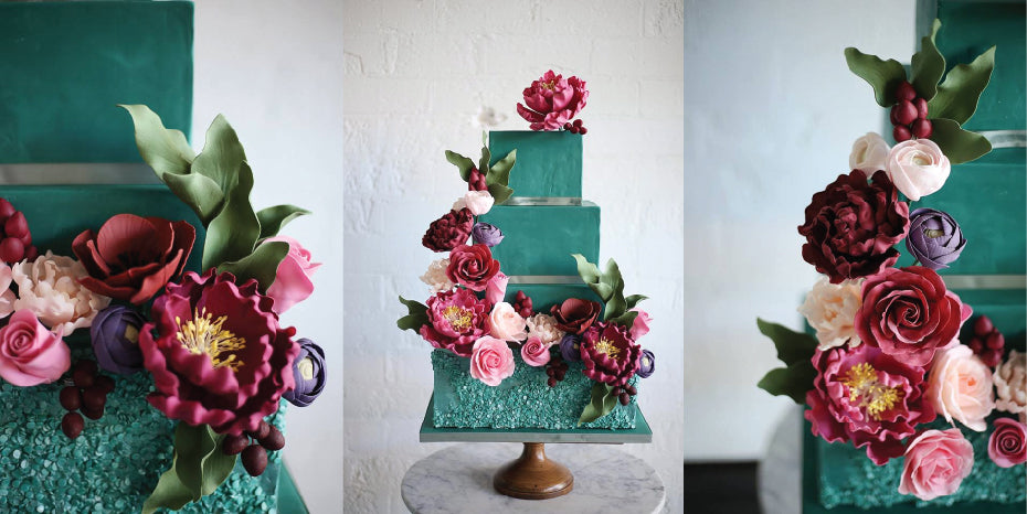 Top 5 Wedding Cake Designers in Australia