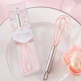 The Perfect Mix Pink Mini Kitchen Whisk Kitchen Tea Wedding Favours
