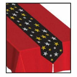 Stars - Printed Table Runner Party Supplies