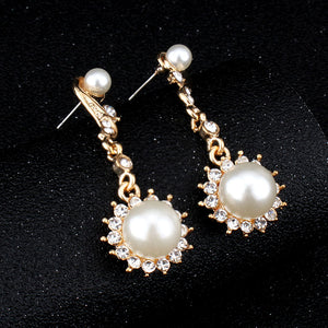 New fashion Pearl Jewelry Set