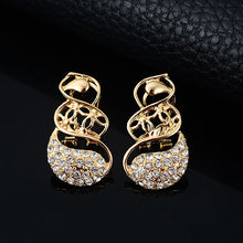 Wedding Gift Luxury Crystal Jewelry Set