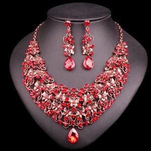 Luxury Gift For Mom Jewelry Set