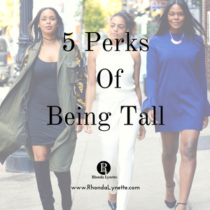 5 Perks of Being Tall