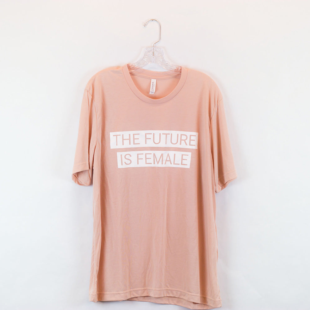 The Future Is Female Short-Sleeved Tee
