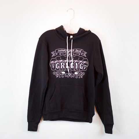 Support Your Local GRL GNG Unisex Hoodie