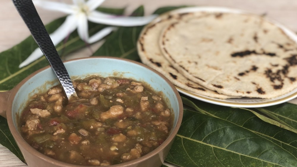 Grandpa Bill's Award-winning Green Chili