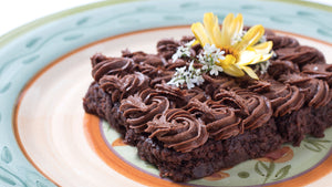 Ripe ʻUlu Brownies