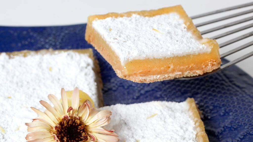 ʻUlu Lemon Bars