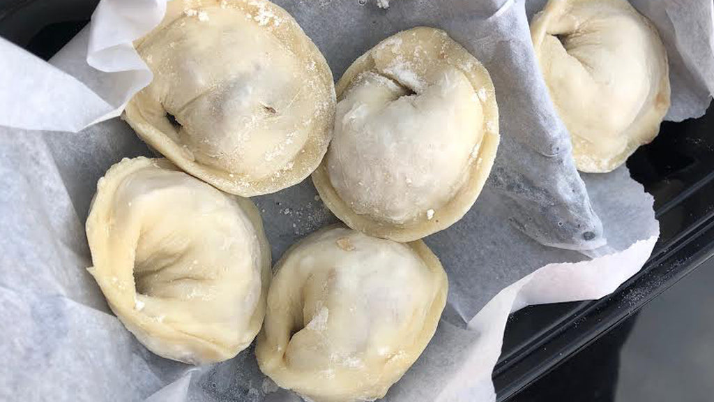 Handmade Farm to Table ʻUlu Pierogis