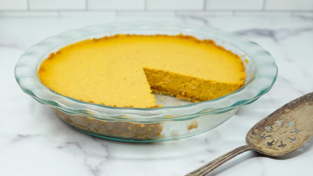 Chai Spiced Maple Squash Cheesecake