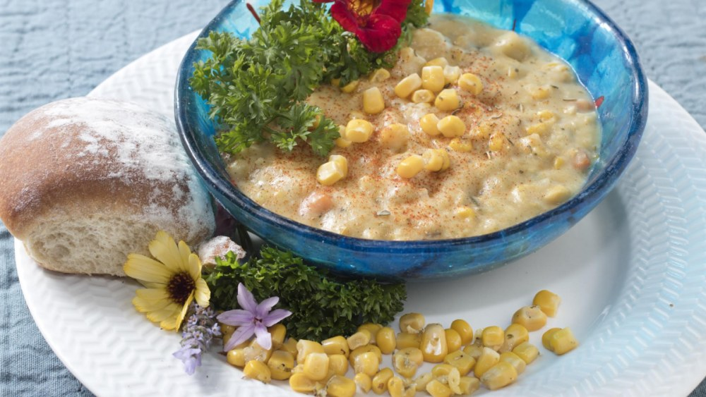 Hearty Homemade 'Ulu Corn Chowder Recipe