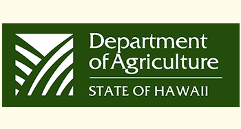 Hawaii Department of Agriculture logo