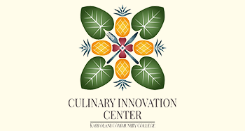 Kapiolani Community College Culinary Innovation Center logo