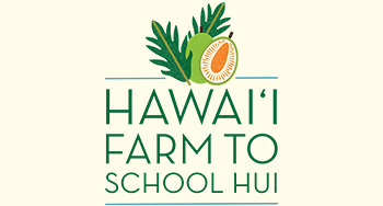 Hawaii Farm to School Hui logo