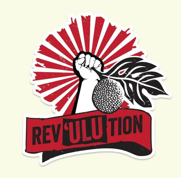 Sticker - Rev'ULUtion