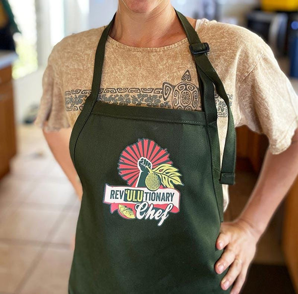 Adult RevʻULUtionary Chef Apron