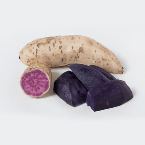 Co-Crop Sampler Pack - Okinawan Sweet Potato & Kabocha Squash (20 lbs.)