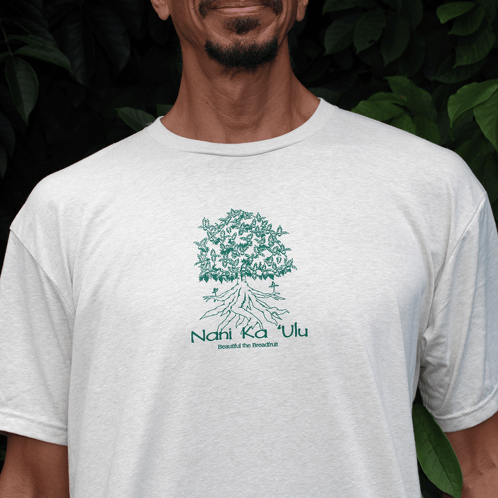 Nani ka 'Ulu (Beautiful the Breadfruit) T-Shirt