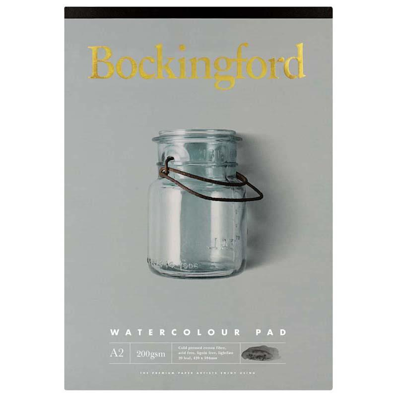 Bockingford Pad Watercolour A2 200gsm 20 Leaf