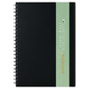 Bockingford Diary A4 Visual 60 Leaf Alternating White Black 120gsm