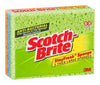 Scotch-Brite Antibacterial Thick Large Sponge Pkt/3