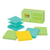 Post-it Pop Up Note Refill R330-AU Jaipur 76x76mm 100 sheet pads Pkt/12