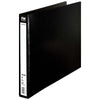 FM Ringbinder A3 3/26 Oblong Black Trunkboard