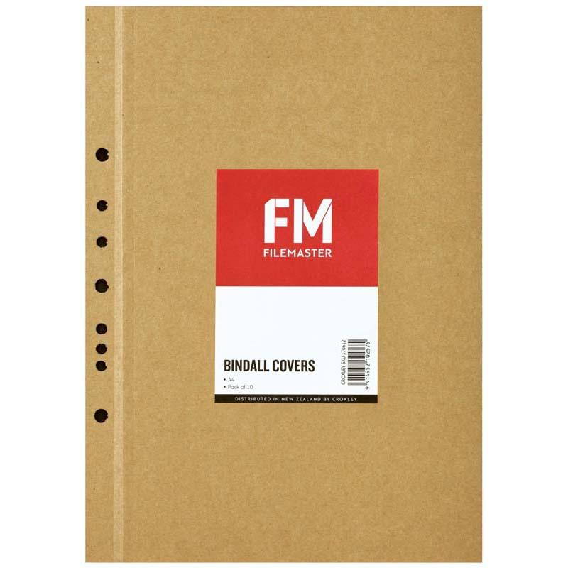 FM File Bindall Cover A4