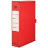 FM Storage Carton Red Foolscap