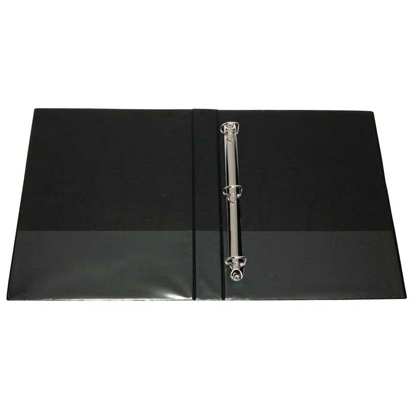 FM Binder Overlay A4 3/26 Black Insert Cover