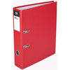 FM Binder Radofile Red Foolscap Lever Arch