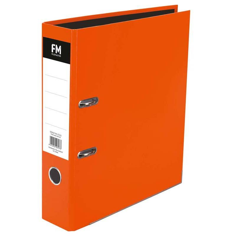 FM Binder Vivid Burnt Orange A4 Lever Arch