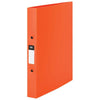 FM Ringbinder Vivid Burnt Orange A4 2/25 O Ring Polyprop