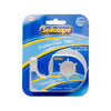 Sellotape 1256 Crystal Clear Tape On Dispenser 18mmx33m