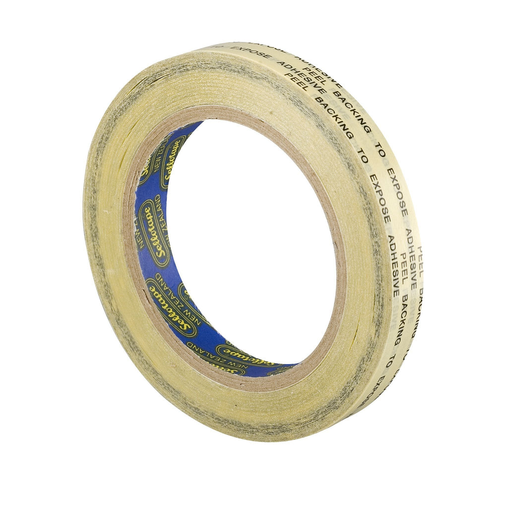 Sellotape 1205 Double Sided Tape 15mmx33m