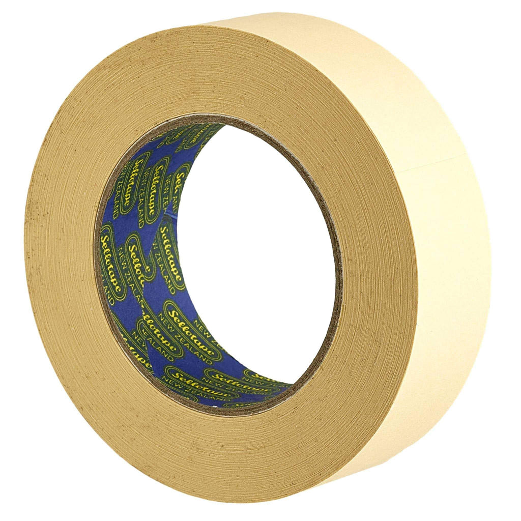 Sellotape 5870 Industrial Glazing Masking Tape 36mmx50m