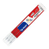 Pilot Frixion Erasable Broad Red Refill 3Pk (BLS-FR10-R-S3)