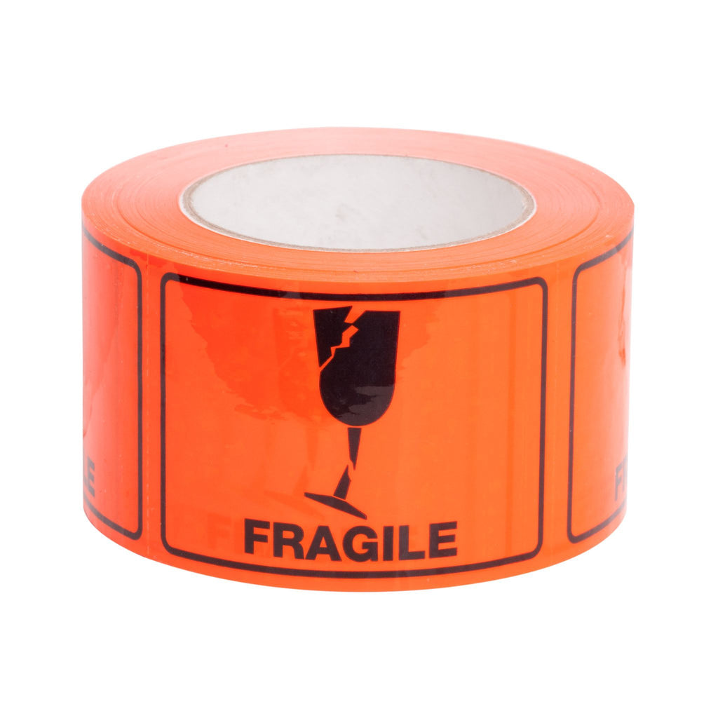 Sellotape 0730 Fragile Label 72mmx100mm