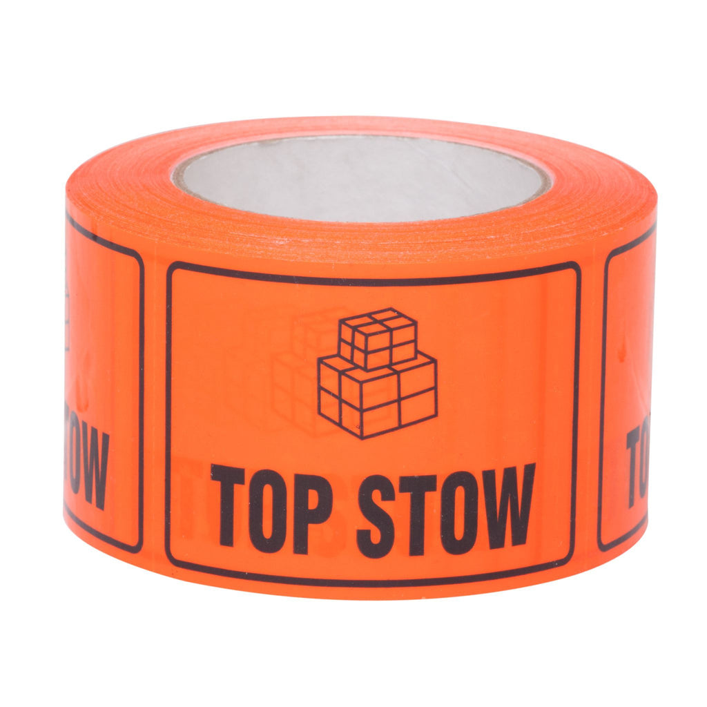 Sellotape 0734 Top Stow Label 72mmx100mm