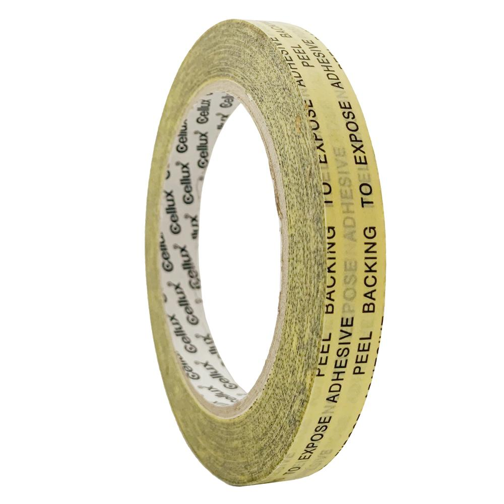 Cellux Double Sided Tape 12mm x 33m